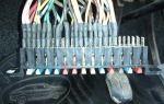 Электросхема ваз-2101 с описанием: фото