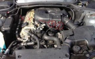 Ваз-2110 8 клапанов инжектор не заводится на холодную: причины