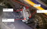 Воздушная пробка в системе охлаждения лады калина: признаки, ремонт