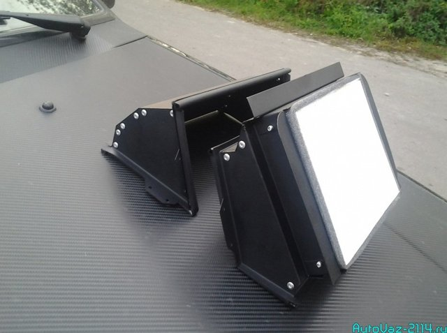 Замена салонного фильтра ВАЗ 2114 своими руками: пошаговая инструкция