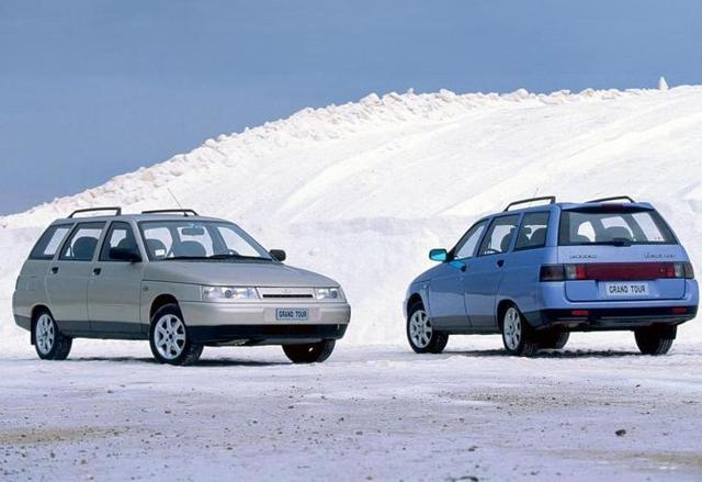 Объем багажника ВАЗ-2111 в литрах