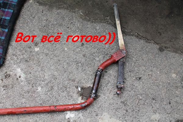 Короткоходная кулиса ВАЗ-2114 своими руками: особенности, установка