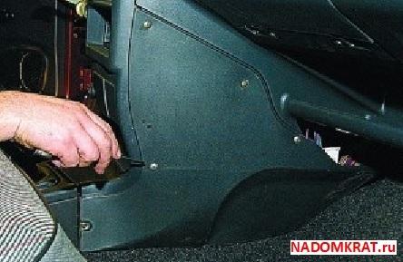 Как снять панель приборов на ВАЗ 2114: пошаговая инструкция