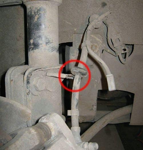 Замена опорного подшипника ВАЗ 2110 не снимая стойки: видео инструкция