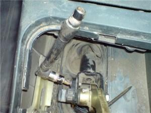 Замена кулисы на ВАЗ-2110: инструкция с видео