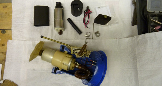 Признаки неисправности бензонасоса ВАЗ-2106 (карбюратор, инжектор)