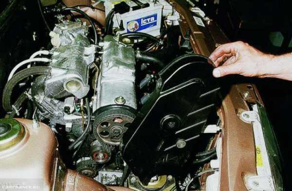 Замена сальника клапанов ВАЗ 2114 8 клапанов: видеоинструкция