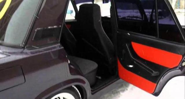 Какие сиденья подходят на ВАЗ 2107 без переделок: видео