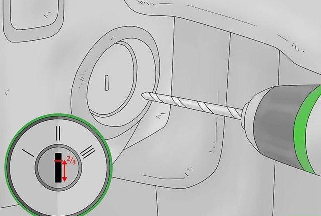 Как открыть ВАЗ-2107 без ключа и завести: видеоинструкция