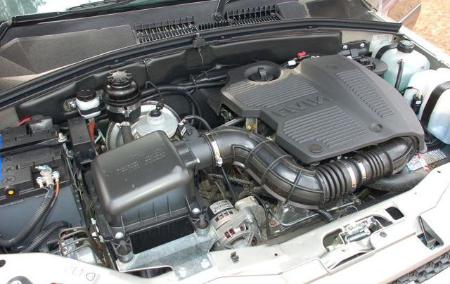 Как увеличить мощность двигателя на Шевроле Нива: способы