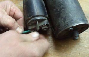 Стартер щелкает, но не крутит на ВАЗ 2107: причины, ремонт