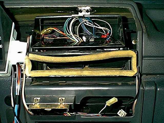 Что делать, если не дует печка в ноги на ВАЗ 2109 и как починить?