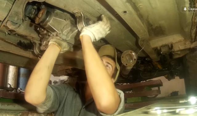 Ремонт раздатки Нивы 21213 своими руками: видеоинструкция