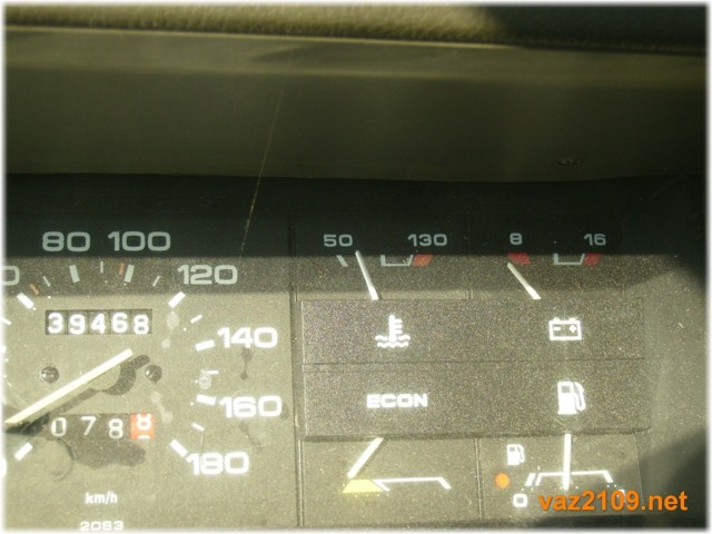Расход топлива ВАЗ 2109 (инжектор, карбюратор) на 100 км: характеристики