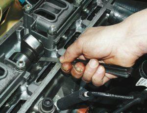 Зазоры клапанов ВАЗ 2114 8 клапанов: регулировка