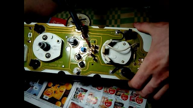 Не горит подсветка панели приборов ВАЗ-2107 (инжектор, карбюратор): причины, ремонт