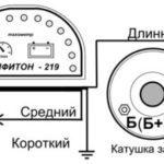 Схема подключения тахометра ВАЗ-2106 с описанием
