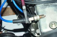 Нет искры на ВАЗ-2115 инжектор 8 или 16 клапанов: возможные причины