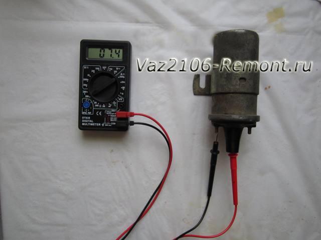 Как проверить катушку зажигания ВАЗ-2106: инструкция с видео