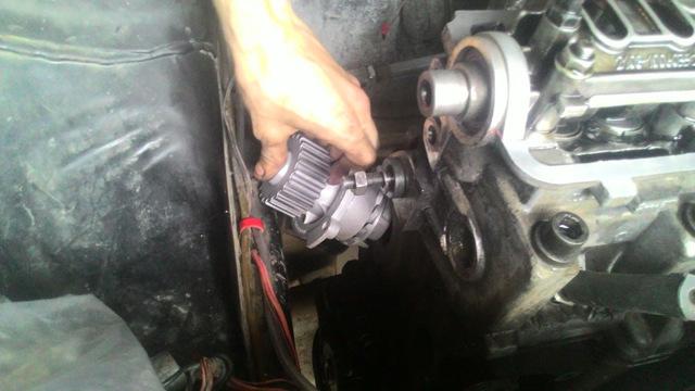 Замена помпы ВАЗ 2109: видео инструкция