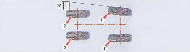 Развал-схождение своими руками на ВАЗ-2107: пошаговая видеоинструкция