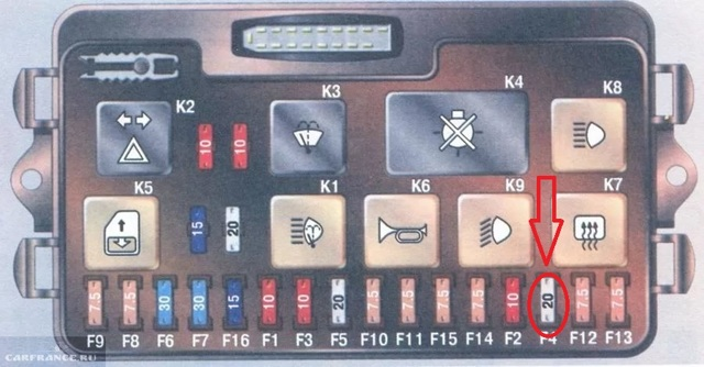 Не работает вентилятор ВАЗ 2115 инжектор: причины и ремонт