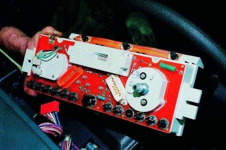 Не работает спидометр на Ладе Приора 8 и 16 клапанов: причины, ремонт