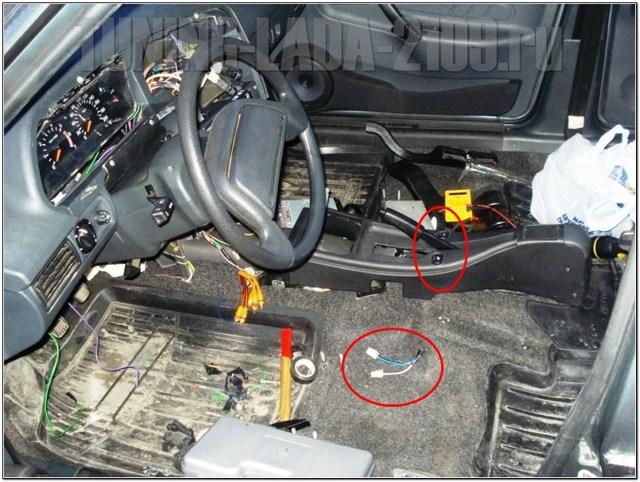 Не работает подогрев сидений ВАЗ-2114: причины, ремонт