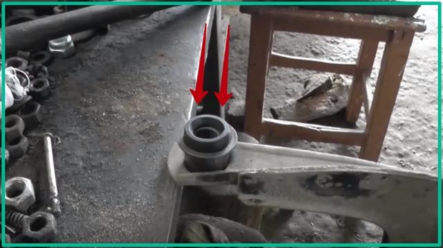 Замена сайлентблоков на ВАЗ 2107 своими руками: видео инструкция