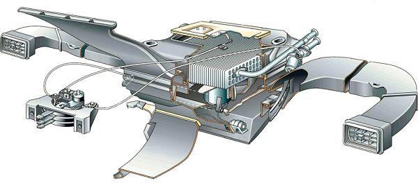 Как снять радиатор печки на ВАЗ 2107: пошаговая инструкция