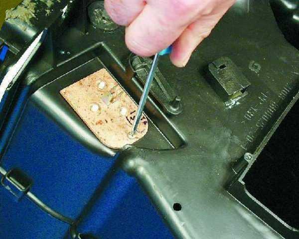 Почему плохо дует печка ВАЗ 2109 и ремонт