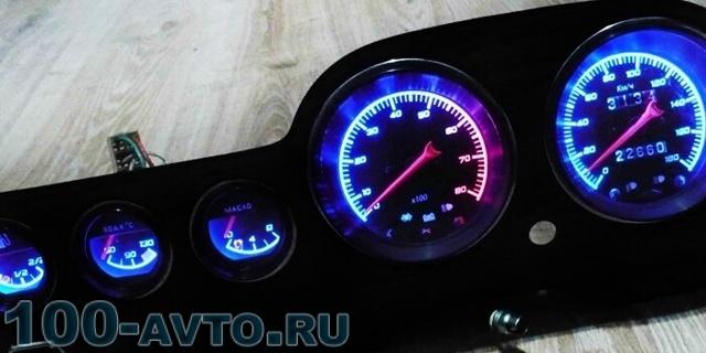 Тюнинг салона ВАЗ-2106 своими руками: видеоинструкция