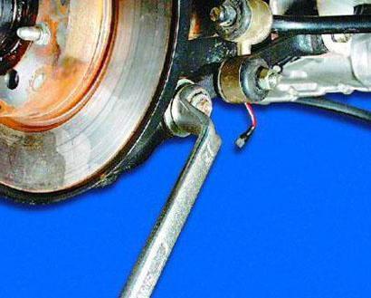 Передняя подвеска ВАЗ 2109: схема, ремонт, неисправности