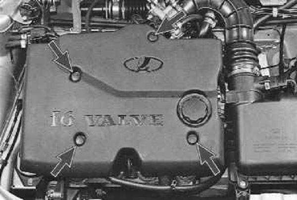 Момент затяжки ГБЦ Лада Приора 8 и 16 клапанов: видеоинструкция