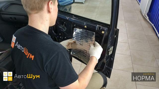 Шумоизоляция ВАЗ-2114 своими руками: пошаговая инструкция
