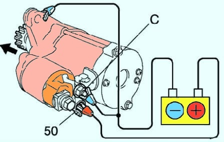 Как снять стартер на ВАЗ-2107 (инжектор, карбюратор) своими руками: инструкция