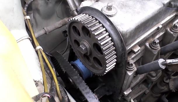 Замена ремня ГРМ на ВАЗ 2114 8 клапанов: видео инструкция своими руками