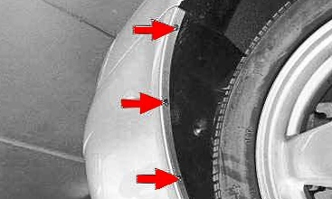 Как снять передний бампер на Лада Приора: пошаговое фото и видео