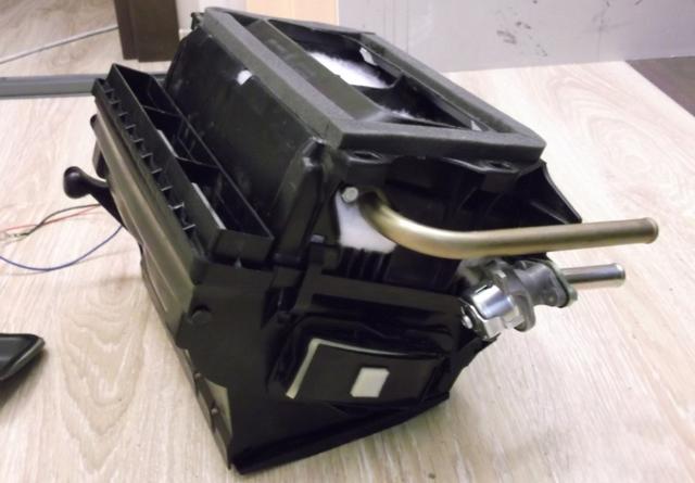 Как улучшить печку на ВАЗ 2107: схема, фото