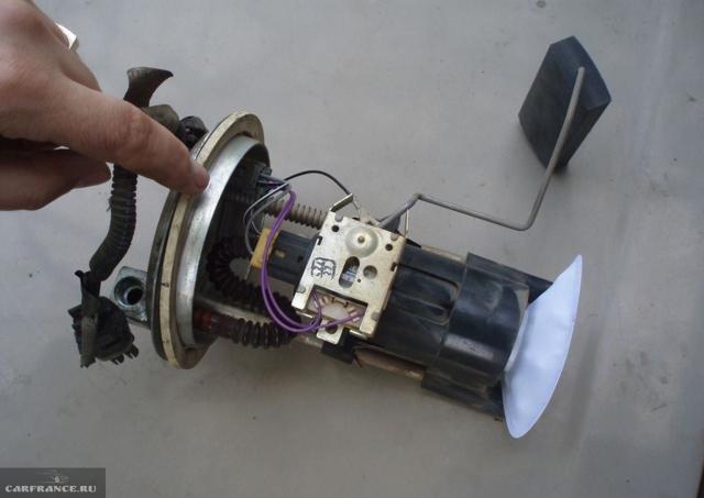 Как поменять бензонасос на ВАЗ-2110 инжектор: инструкция с видео
