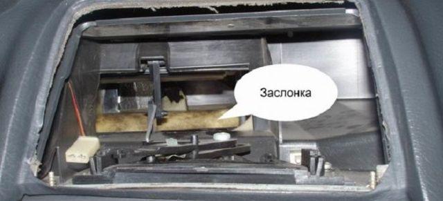 Печка дует холодным воздухом на Ладе Калина: причины, ремонт