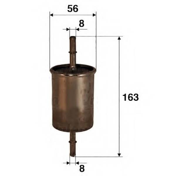 Замена топливного фильтра Лады Калина: видеоинструкция