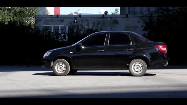Тюнинг Лада Гранта седан: фото и видео обзор
