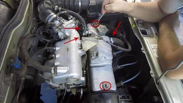 Замена маслосъемных колпачков ВАЗ 2109: видео инструкция своими руками