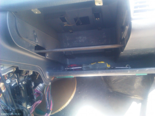 Замена крана отопителя ВАЗ 2115 пошагово своими руками
