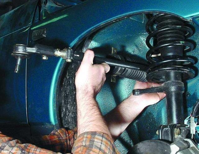 Рулевая рейка ВАЗ 2115: как подтянуть и заменить