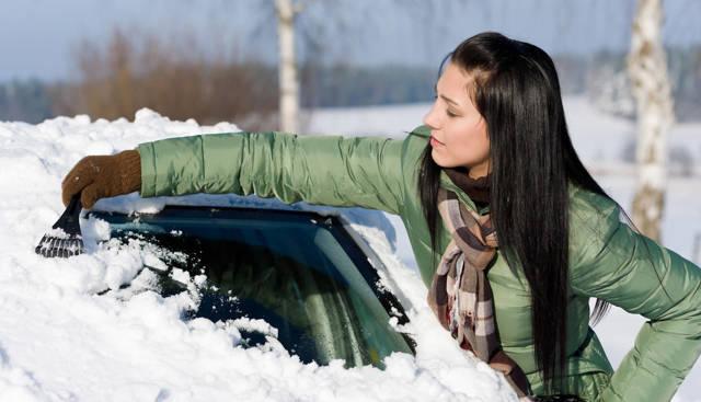 Как завести Ладу Приору в мороз быстро: полезные советы
