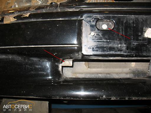 Замена переднего бампера ВАЗ 2115 своими руками: как снять и установить правильно?