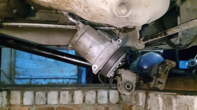 Как снять генератор на Лада Приора с кондиционером своими руками: видео