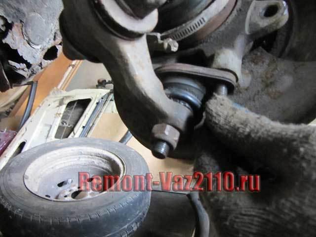 Замена внутреннего ШРУСа ВАЗ 2110: видеоинструкция